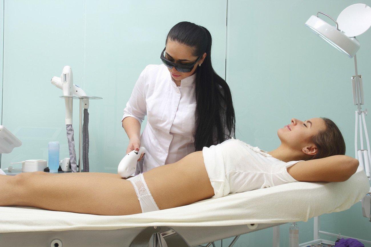 Laserepilation Bikini-Zone