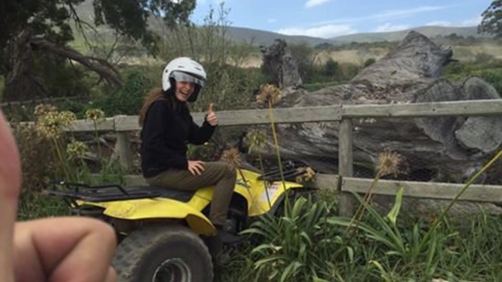 Sing meinen Song: Yvonne Catterfeld baut einen Unfall mit dem Quad