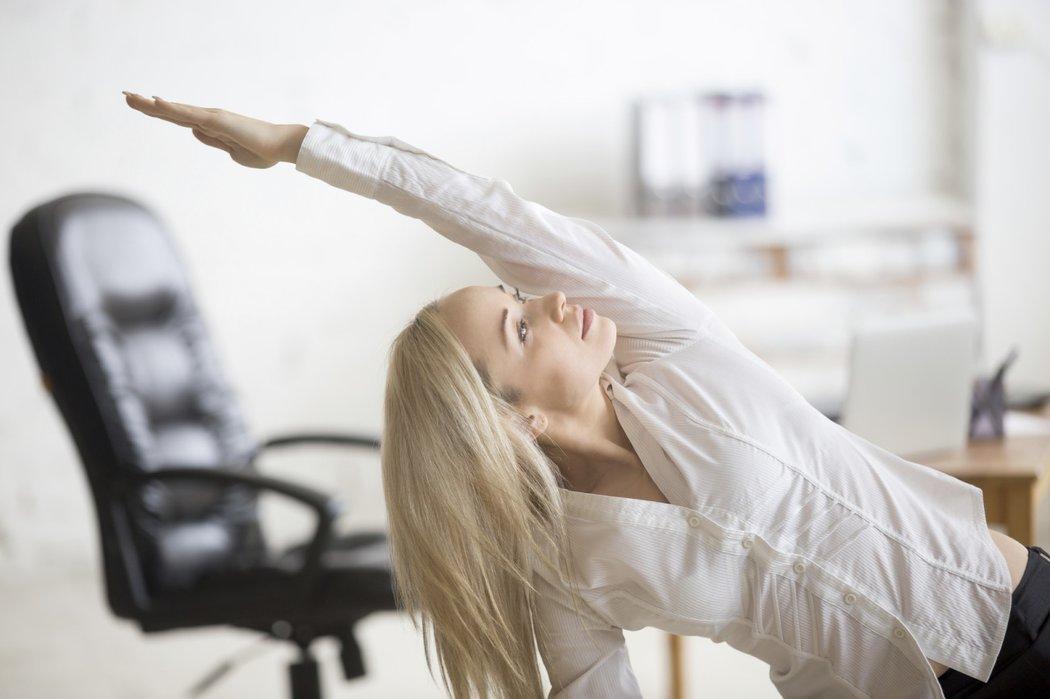 Burogymnastik 5 Ubungen Fur Korper Und Geist Desired De