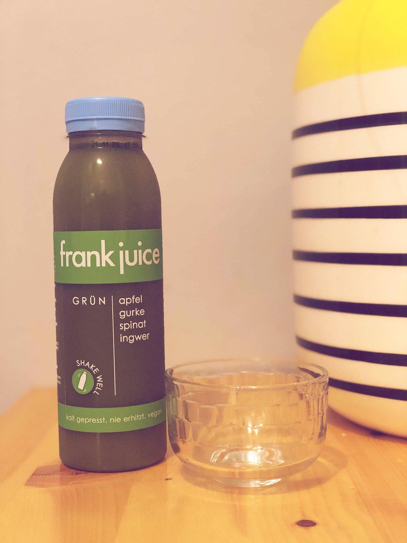Frank-Juice-Saftkur-Test-