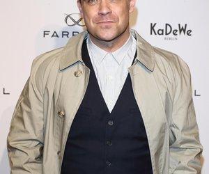 Robbie Williams geht zum Mutter-Kind-Kurs