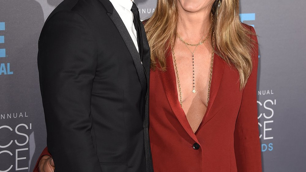 Jennifer Aniston verbrachte einen romantischen Honeymoon