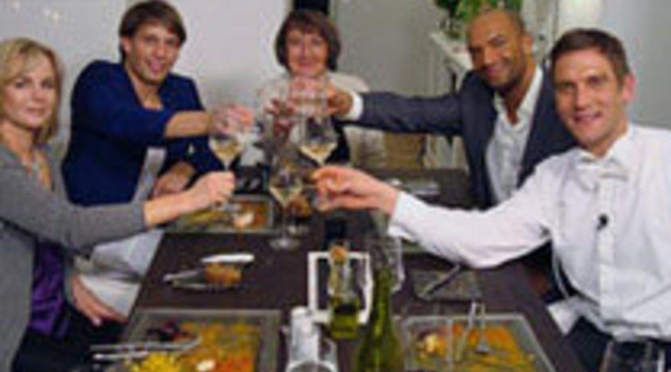 Das perfekte Promi Dinner: Muttertags-Special