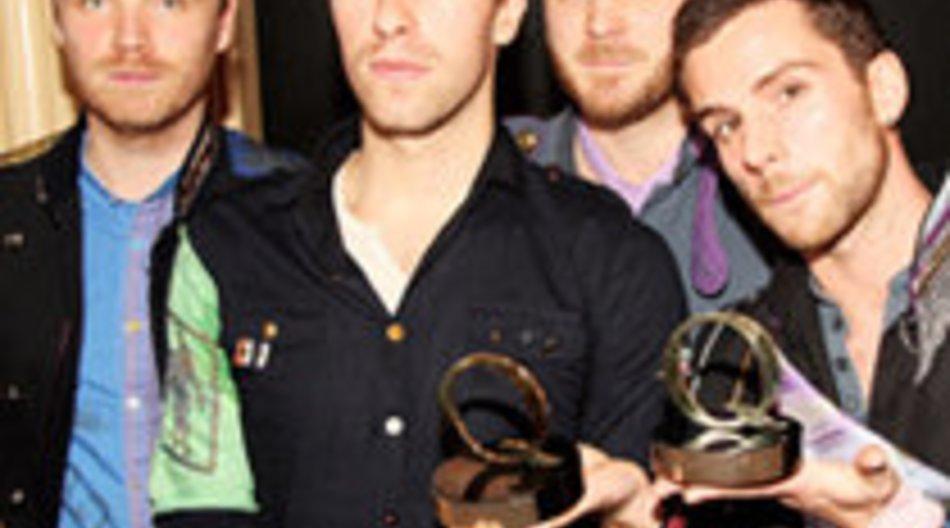 Das Aus für Coldplay