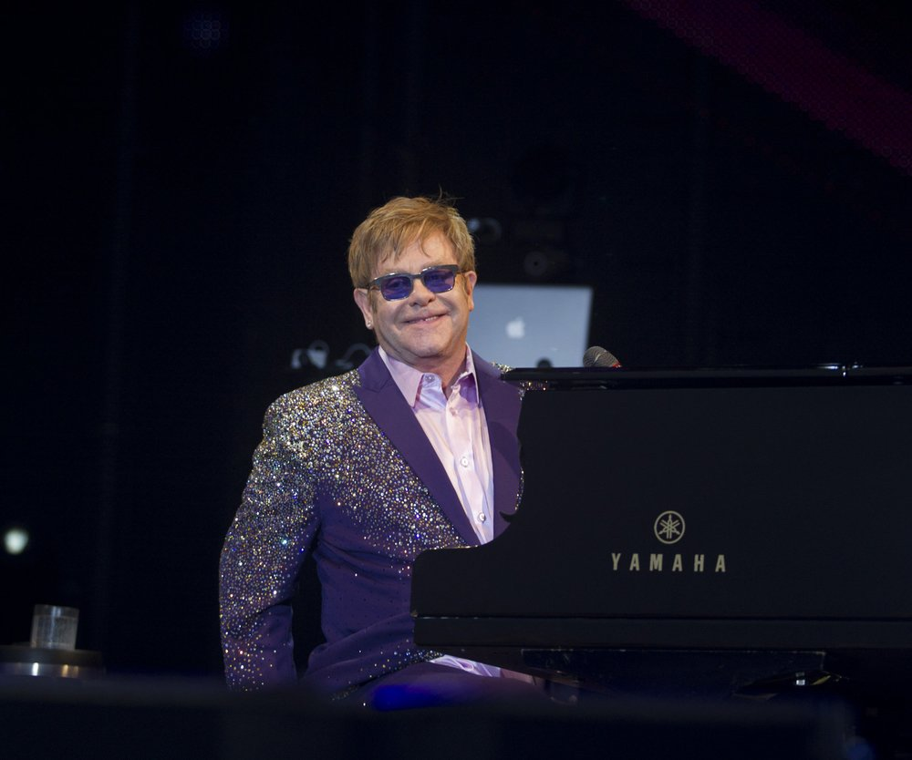 Elton John wird geehrt