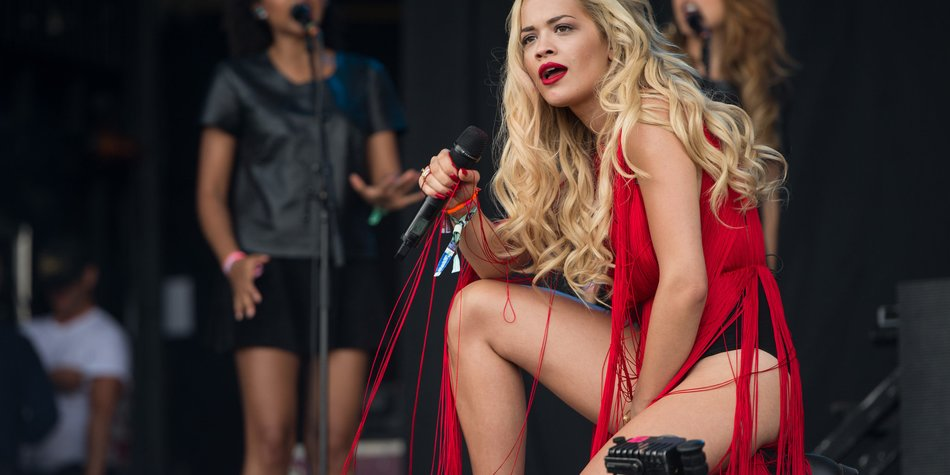 Rita Ora plant ein Duett mit Justin Timberlake