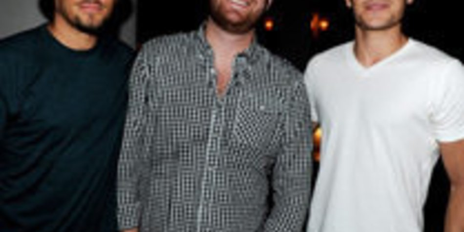 Zac Efron unterstützt Justin Chambers