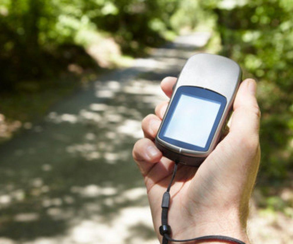 Erzieher von GPS-System unterstützt