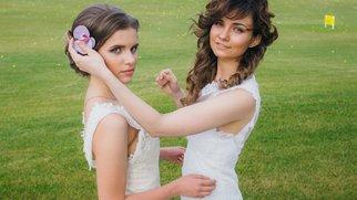 Hochzeits.Outfits für Lesben