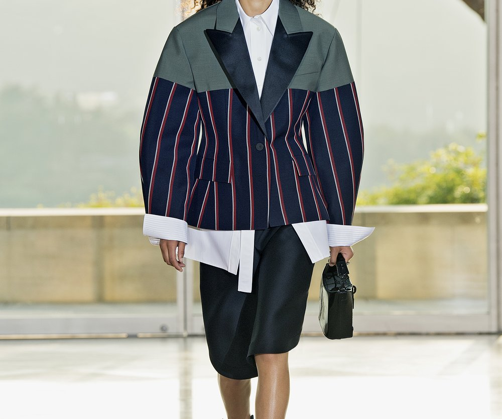 Louis Vuitton Oversize-Blazer