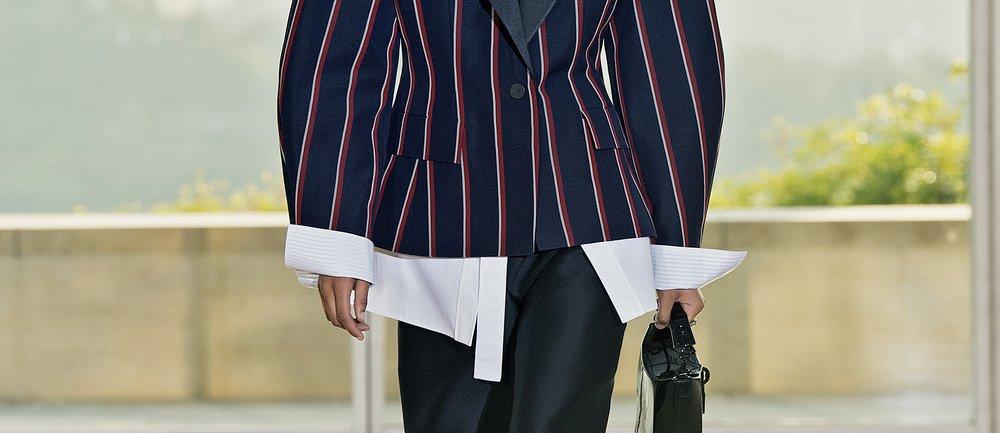 Louis Vuitton Oversize-Blazer
