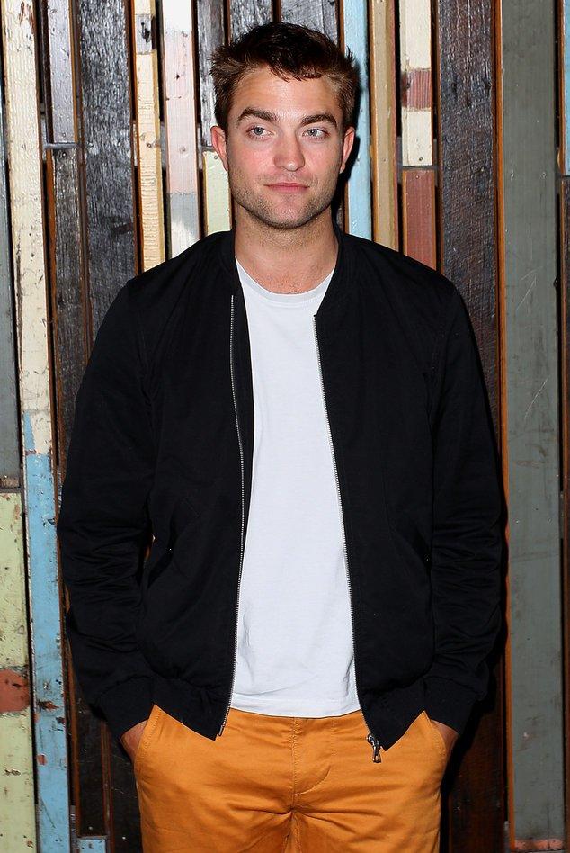 Robert Pattinson bei einem Event in Sydney