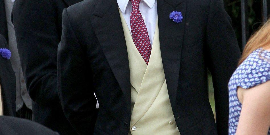 Prinz Harry: Seine Freundin ist sich unsicher