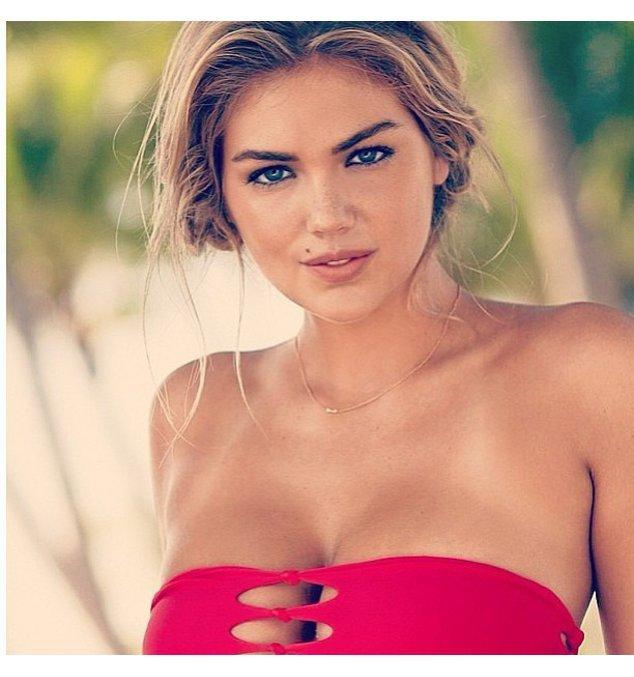 Kate Upton im Bikini
