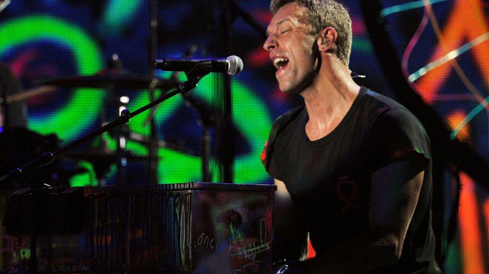 Coldplay-Auftritt bei den Paralympics