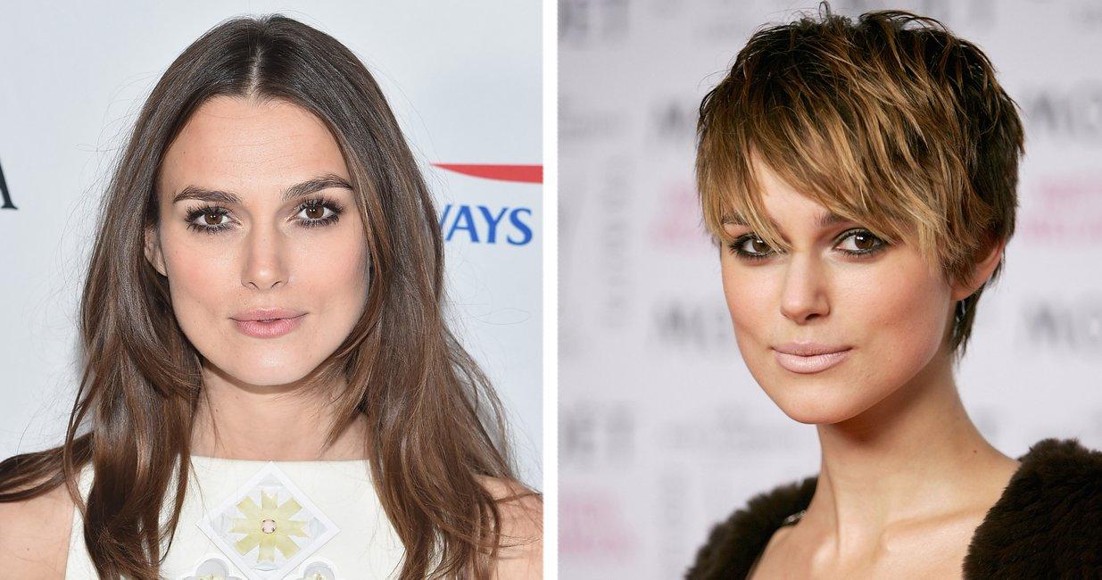 Promi Frauen Die Mit Kurzen Haaren Noch Besser Aussehen