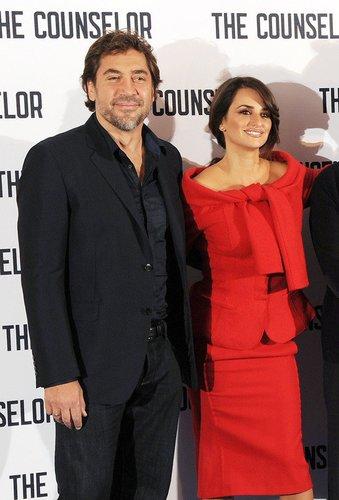 Javier Bardem und Penelope Cruz sind noch immer glücklich