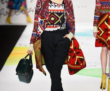 Fashion Week New York: Desigual zeigt an Tag 1