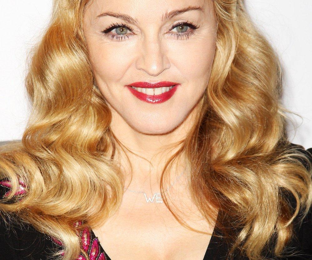 Madonna glättet die Wogen