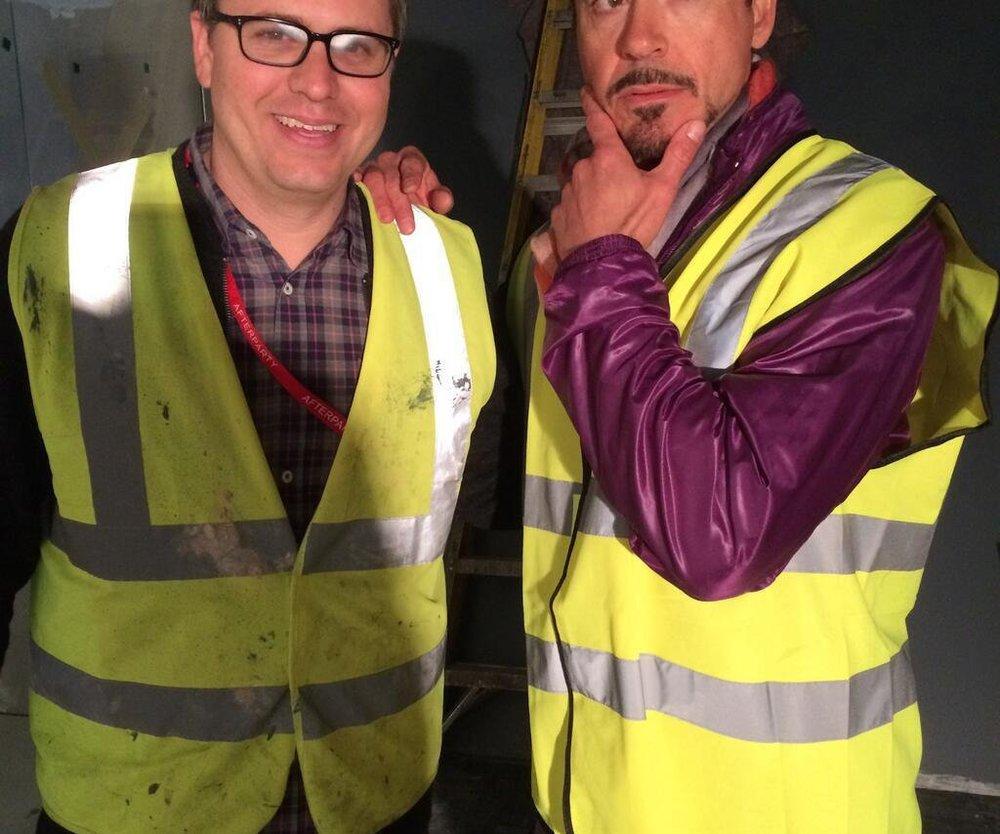 Robert Downey Jr. zeigt es seinen Fans