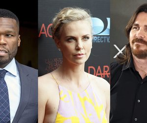 Christian Bale, 50 cent, Charlize Theron