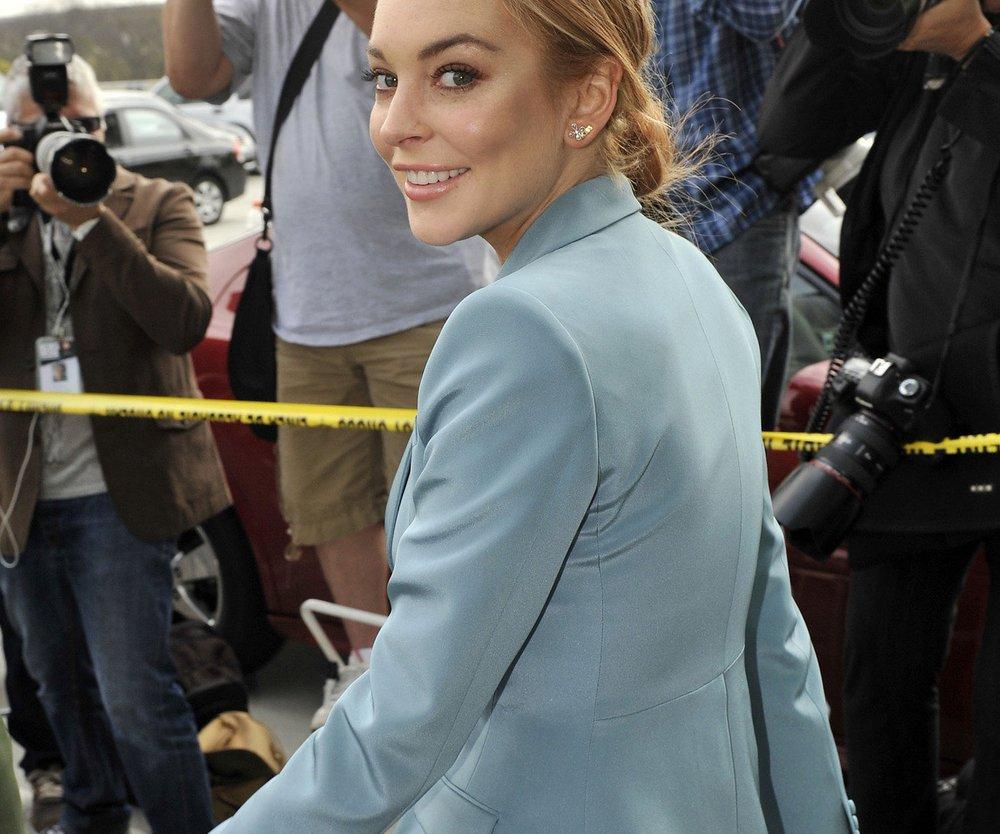 Lindsay Lohan spielt Elizabeth Taylor