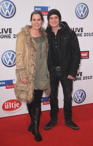 Thomas Godoj und Jennifer Opitz.
