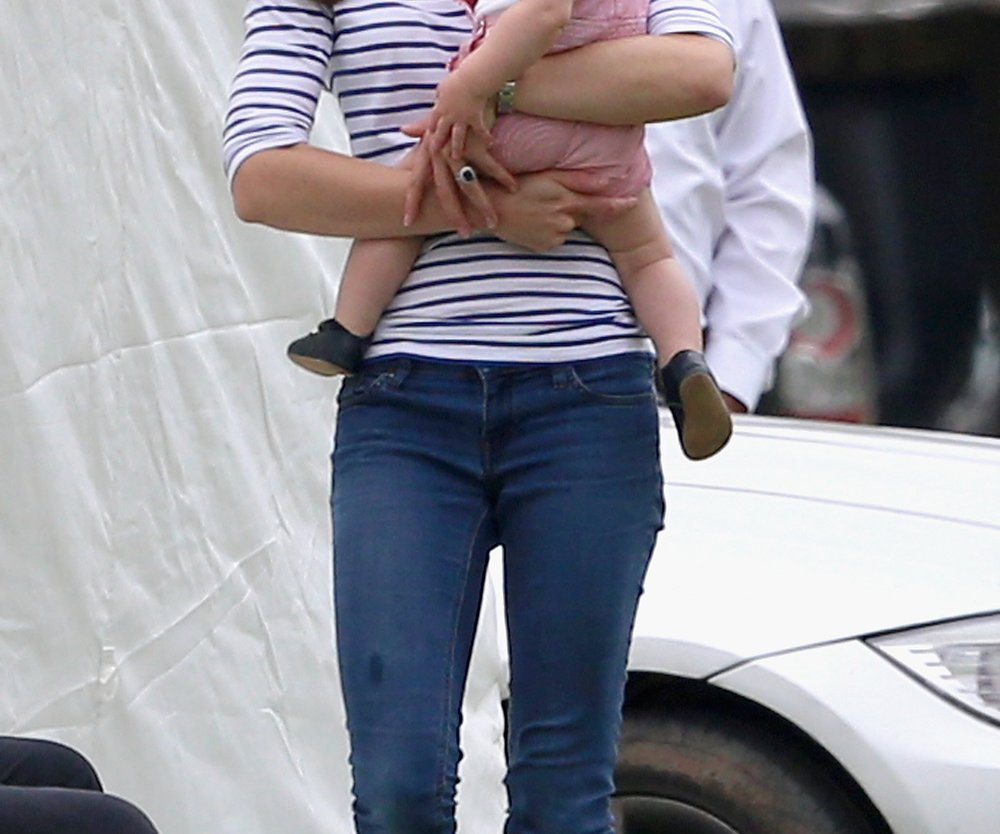 Prinz George: So süß kann er schon laufen!