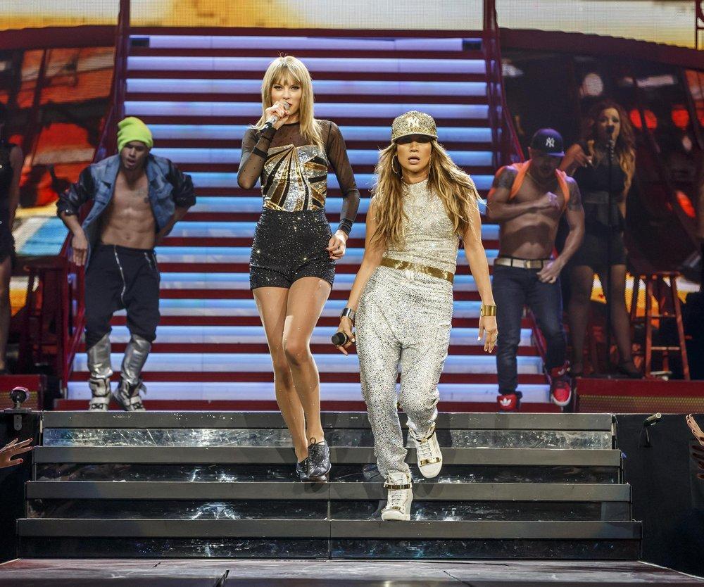 Taylor Swift und Jennifer Lopez: Keine Spur von Zickenkrieg!