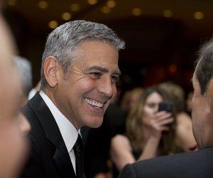 George Clooney als Bill Clinton?