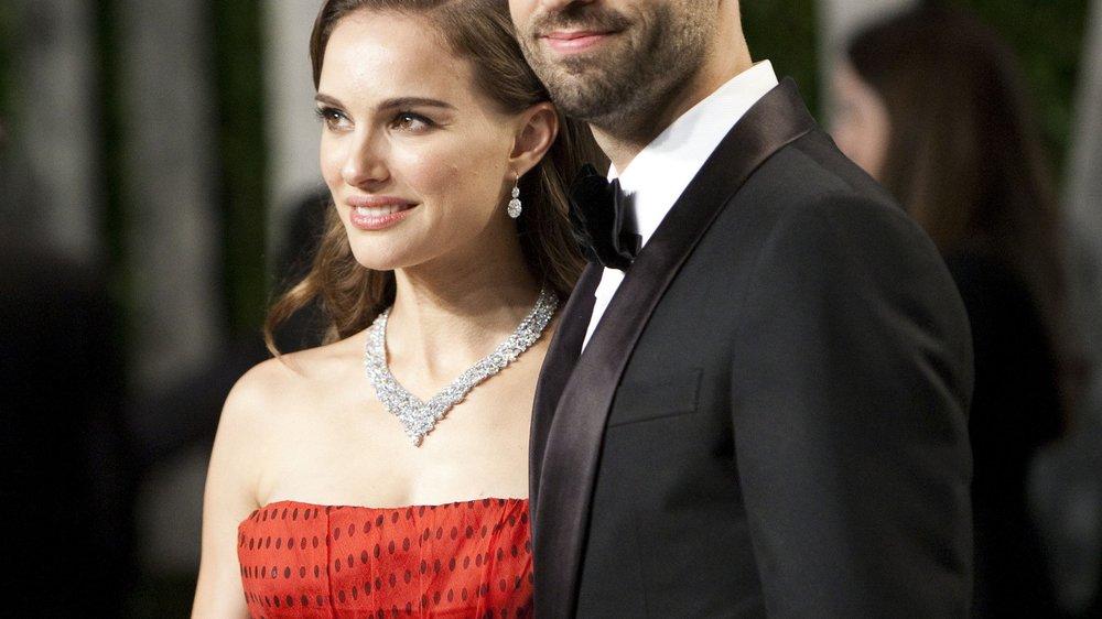 Natalie Portman und Benjamin Millepied haben geheiratet