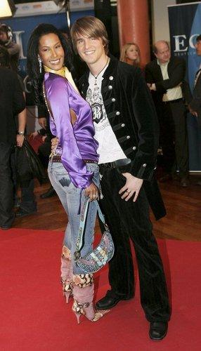 Alexander Klaws und Marie Amihere.