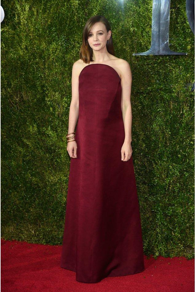 Carey Mulligan bei den Tony Awards 2015