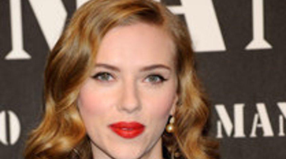 Scarlett Johansson: Hilfe für Haiti