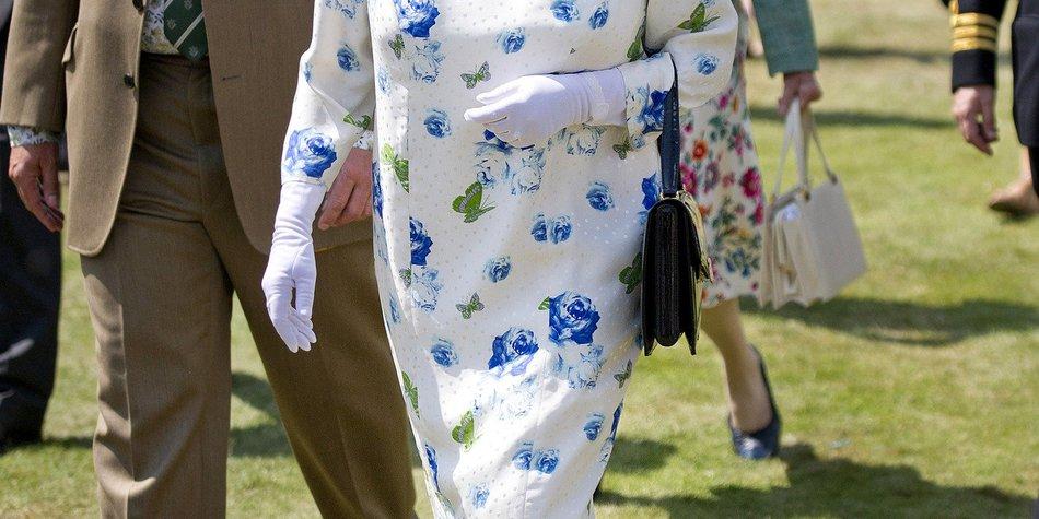 Queen Elizabeth: Muss sie wegen Kates Baby ihren Urlaub verschieben?