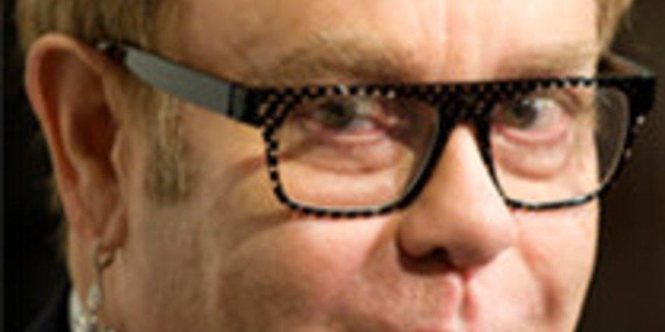 Elton John glaubt an schwulen Jesus