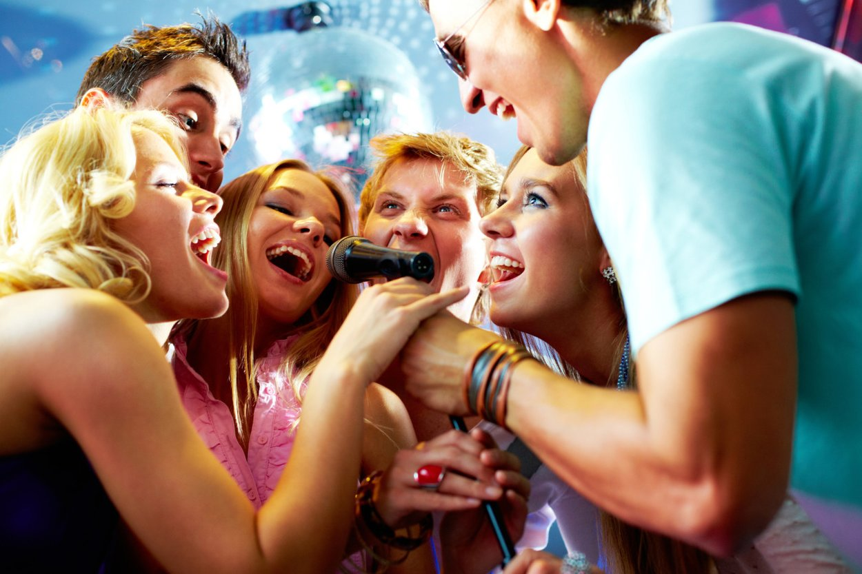 Party zum 18. Geburtstag