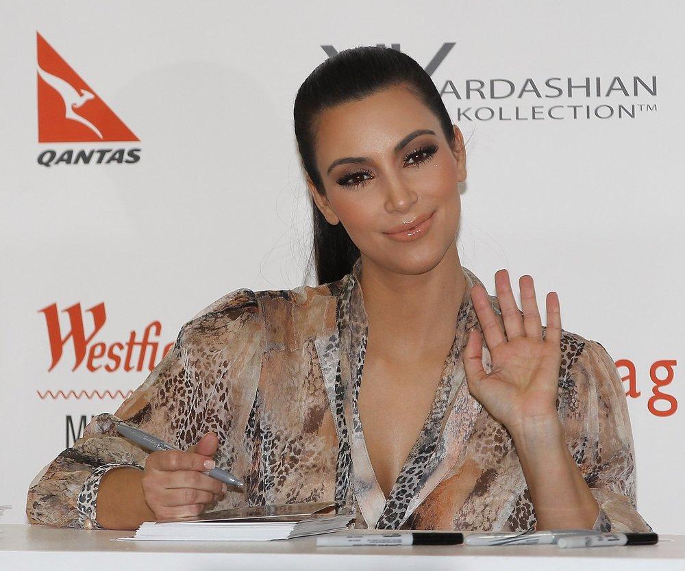 Kim Kardashian wollte gar nicht heiraten