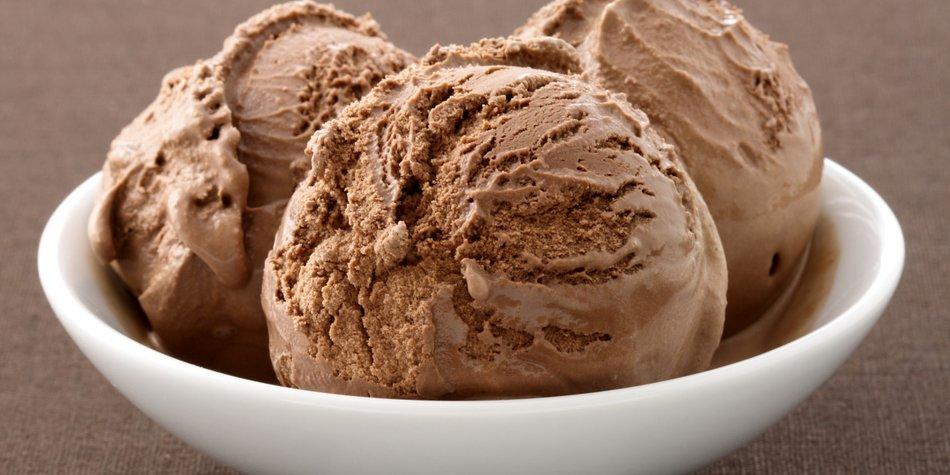 Nutella Eis