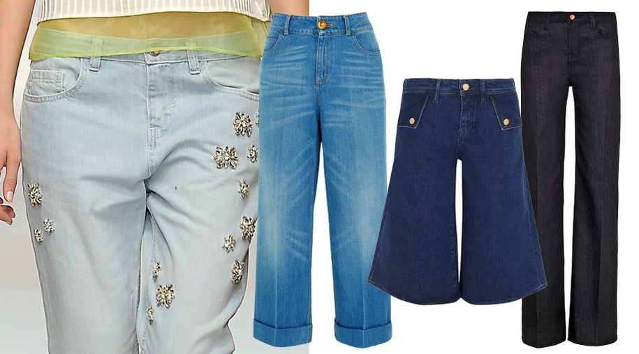 Gucci, MIH Jeans, J Brand