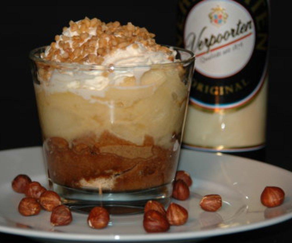 VERPOORTEN ORIGINAL Eierlikör Honig-Nuss Espresso-Genuss