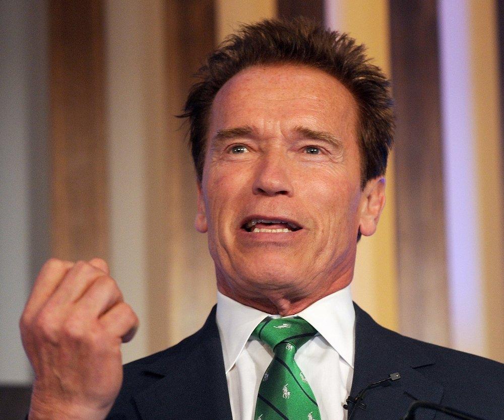 Arnold Schwarzenegger traute seine Assistentin