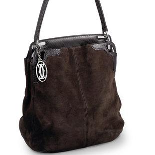Die Marcello de Cartier Hobo Bag in braun