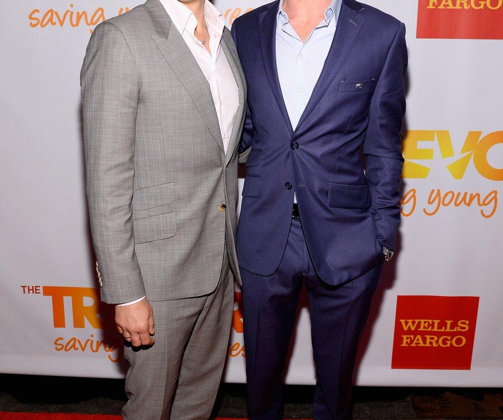 Neil Patrick Harris feiert seine Zwillinge