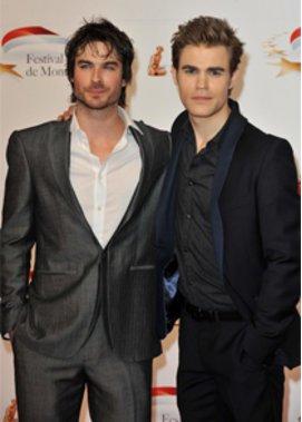 Vampire Diaries Stars in Florida