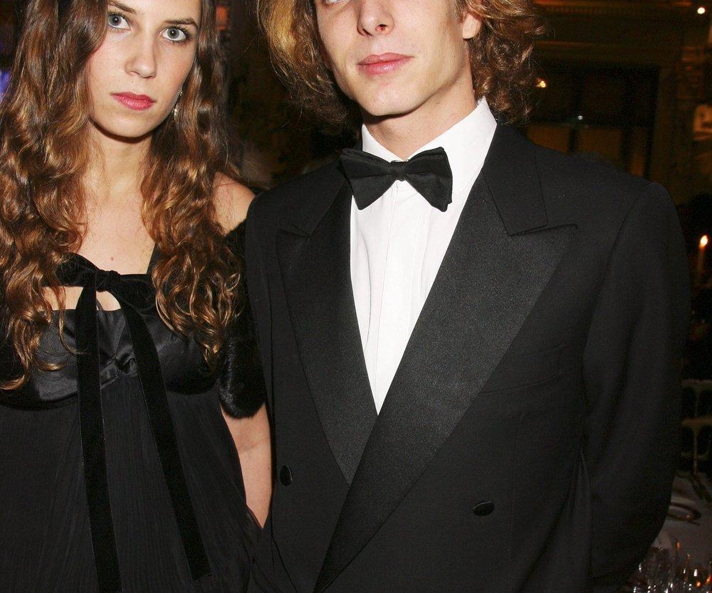 Andrea Casiraghi und Tatiana Santo-Domingo heiraten