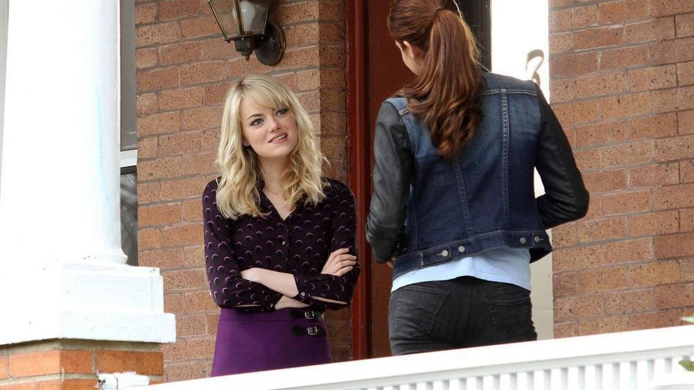 Emma Stone: Eifersuchtsdrama um Andrew Garfield