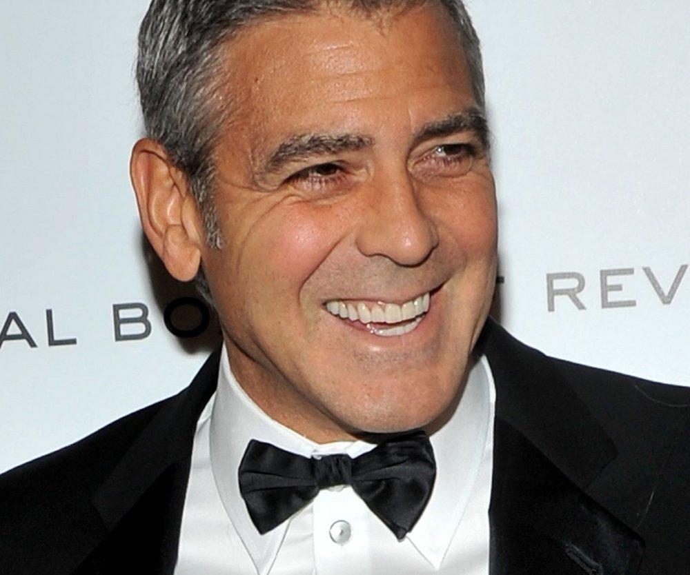 George Clooney hat Schuhe verkauft