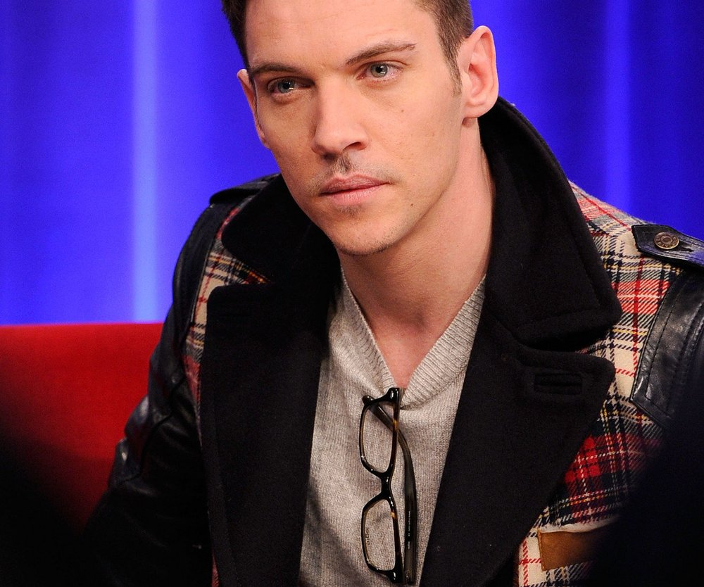 Jonathan Rhys Meyers in Klinik