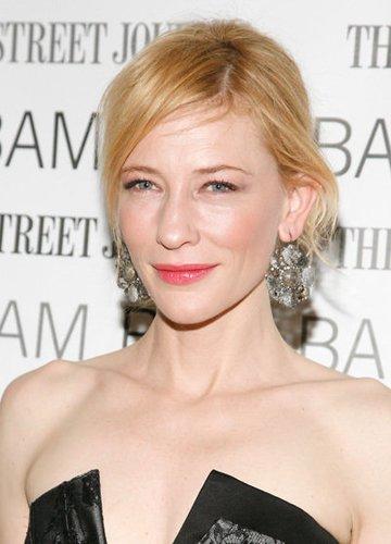 Die australische Schauspielerin Cate Blanchett